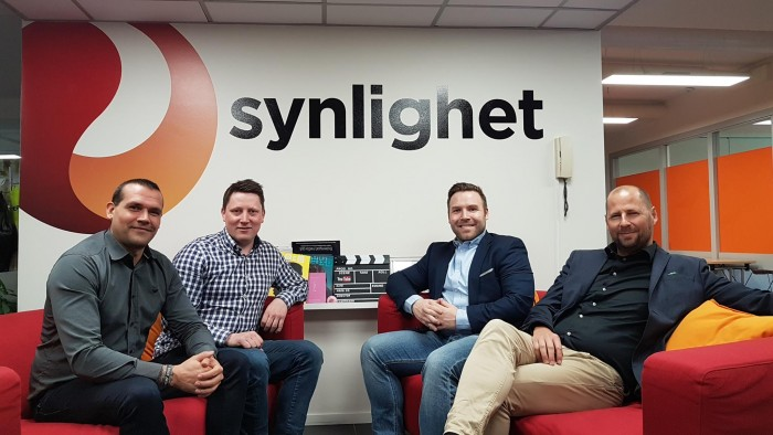 representanter for synlighet og animer